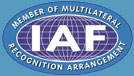 IAF | Member Of Multilateral Recognition Arrangement